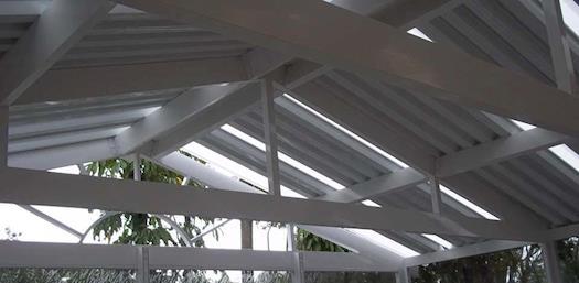 Pergola Construction South Florida