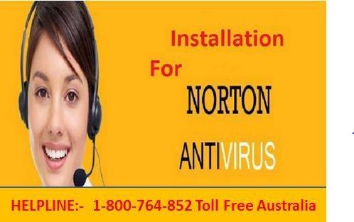 Contact 1-8OO-764-852 Install Norton Antivirus Australia