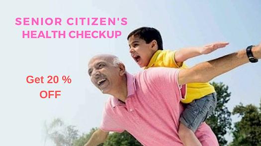 Senior Citizen's Health Checkup