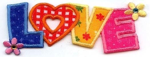 Applique Embroidery