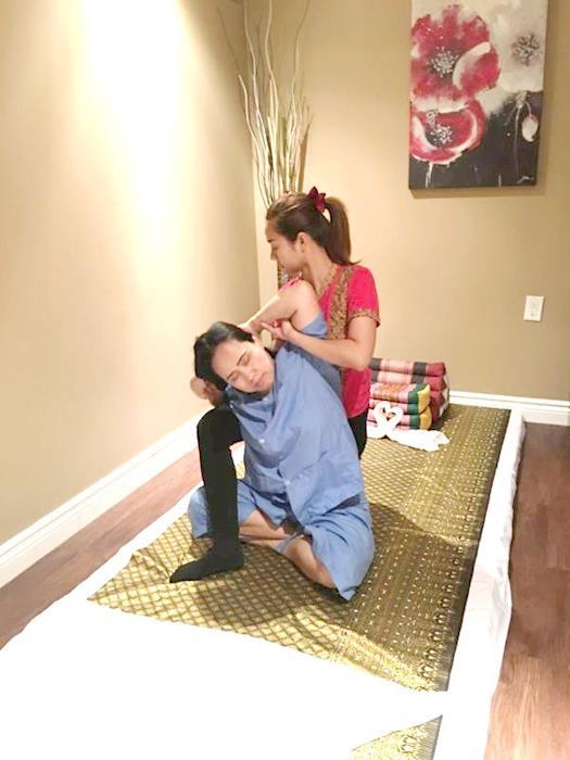 Thai Massage Toronto for Reducing Body Pain