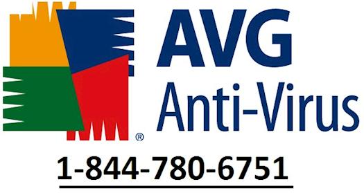 Avg Antivirus Customer Care Number 1-844-780-6751