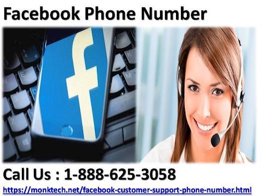 1-888-625-3058 Facebook Phone Number ; Opening door of opportunities for you