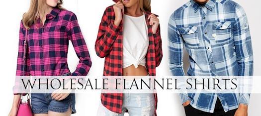 Oasis Shirts Cheap Flannels in Bulk