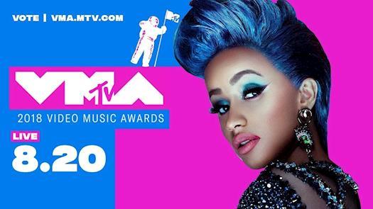 Ver+> MTV Video Music Awards 2018 EN VIVO Online 20 de agosto