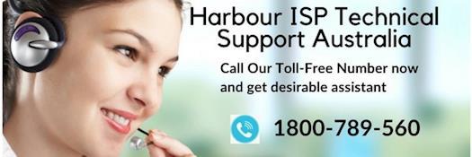 Harbour ISP Technical Support Australia 1800-789-560