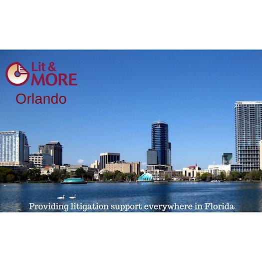 Litigation Support - Orlando