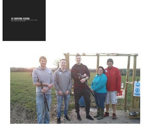 Clay Pigeon Shooting Gifts   AA Shooting School