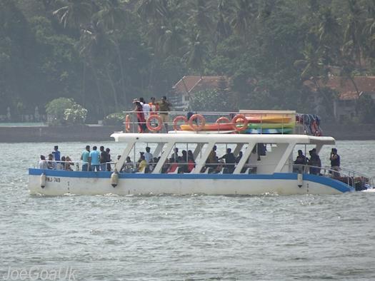 Adventure Boat Cruise