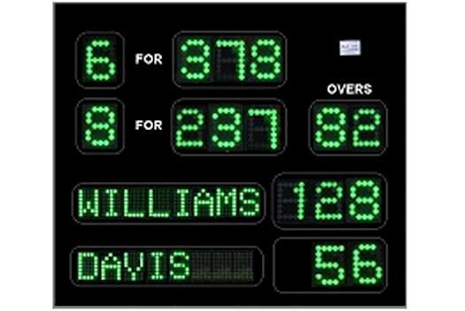 Best Cricket Scoreboard from Blue Vane, Ringwood, Victoria
