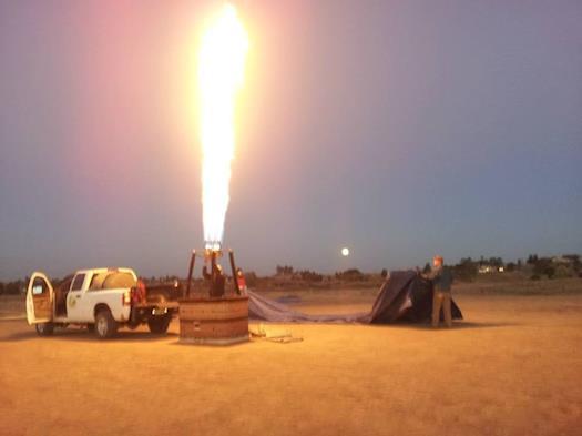 Hot Air Balloon Ride Sacramento