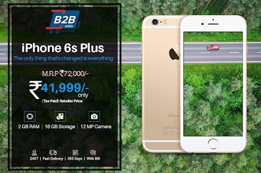 iPhone 6s Plus Gold   B2Badda
