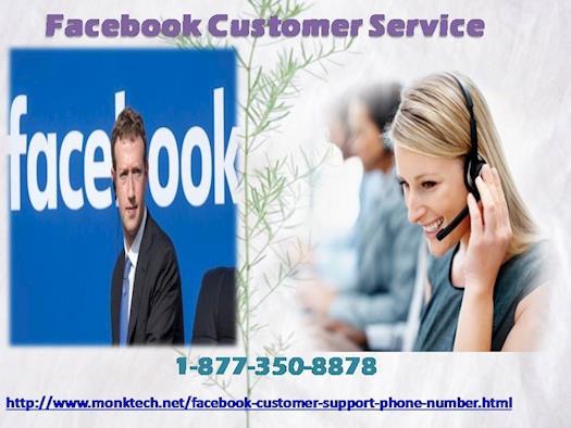 Achieve faithful service from Facebook customer service @ 1-877-350-8878