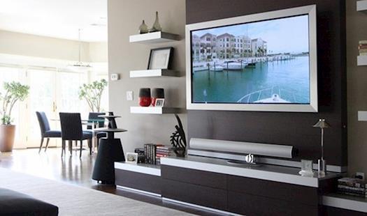 TV Wall Installation Boston - Same Day TV Wall Mounting