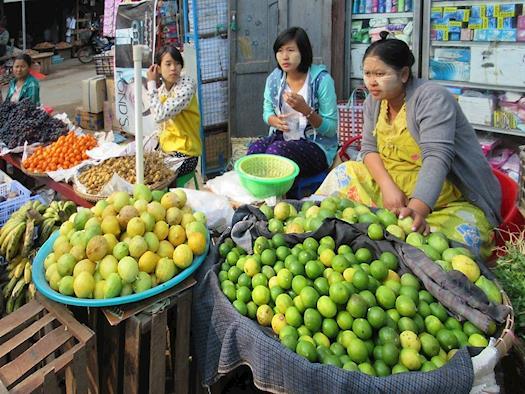 Mani Sithu Market