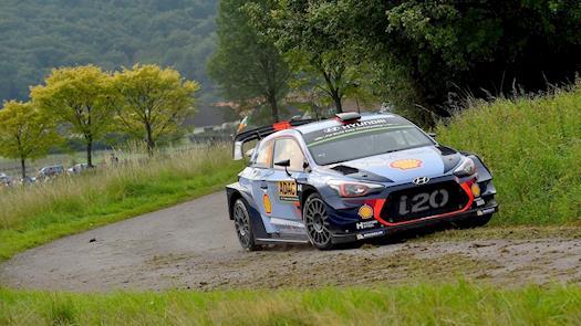 LIVE.HD! WRC Rally Germany 2018 Live Stream Germany Rally Race WATCH Online