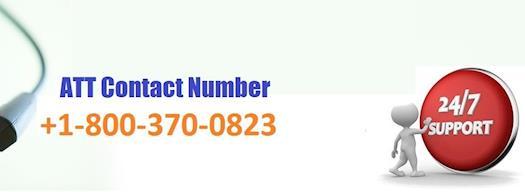 ATT Technical Support Number