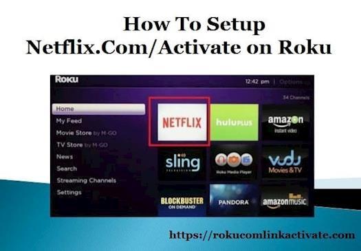 Netflix Com Activate Roku