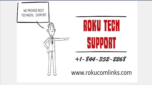 Roku Support +1-844-352-2268