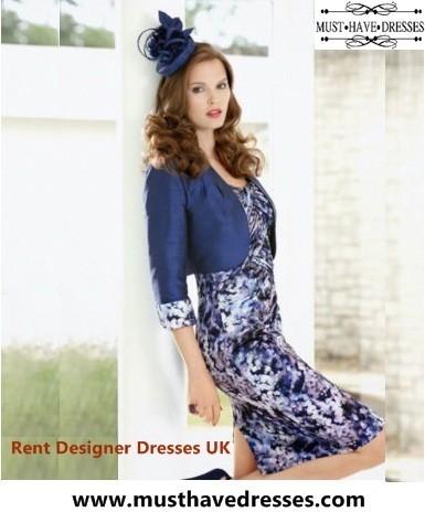 Rent Designer Dresses UK