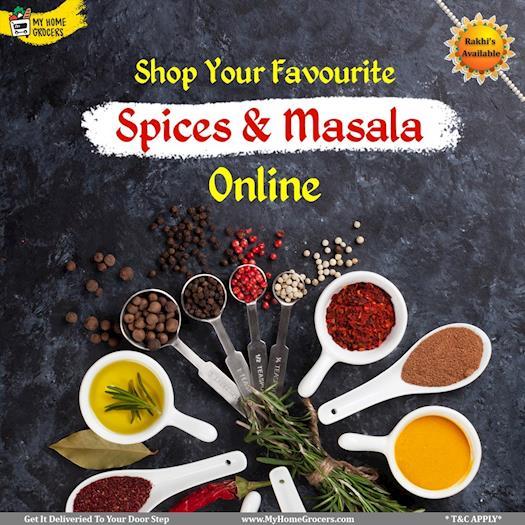 Shop Your Favourite Spices & Masala Online