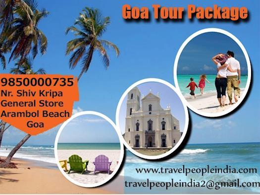 Goa Tour Pacages