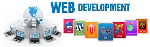 Customized Website Development for an Outstanding Presence