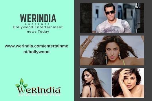 Latest Bollywood news & Updates @ WeRIndia