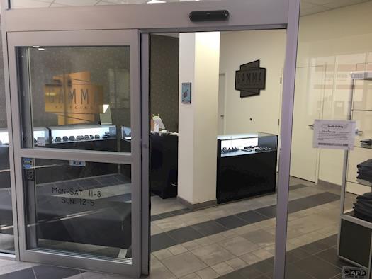 Gamma Piercing Storefront