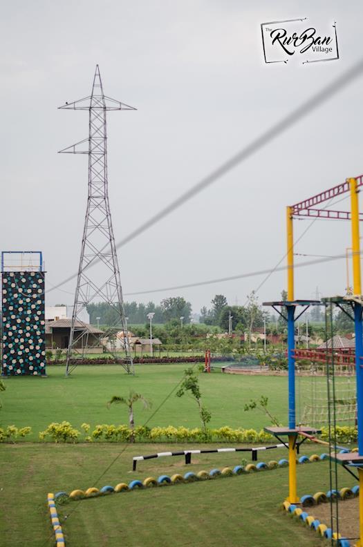 Adventure Activities near Delhi NCR with TheRurbanVillage