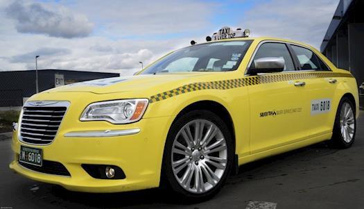 Silver Service Taxi
