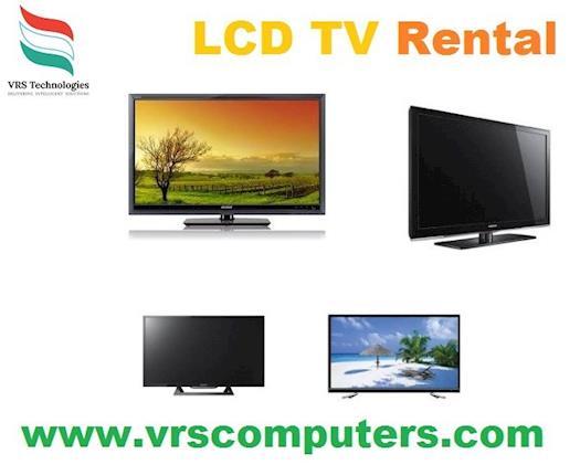 LCD TV Rental