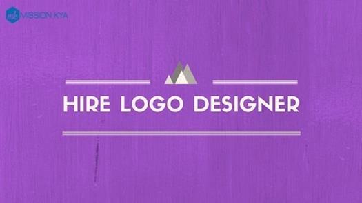 Hire logo designer for your business and website   MissionKya