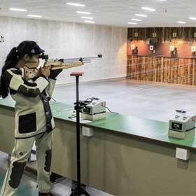 Rifle Shooting Near Me - Club 29