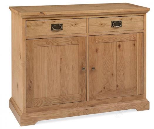 New Bentley Designs Provence Oak Narrow Sideboard   Buy Now !!! At Furniture Direct UK