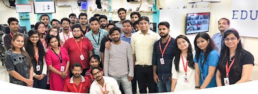Rohit Manglik's Team