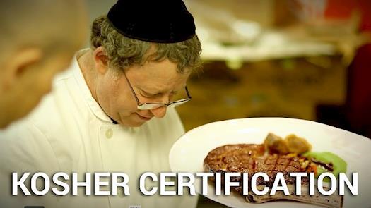 kosher certfication India