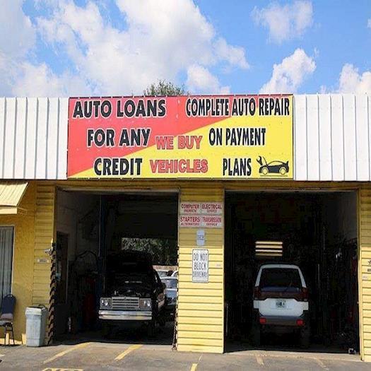 Motor Max Auto Sales and Repair
