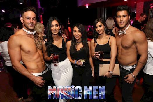 Topless Barmen Melbourne, Sydney & Perth