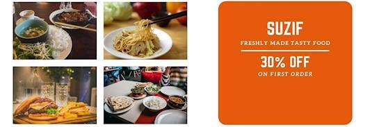 Suzif - Order Food Online in Bangalore | Order Food Online