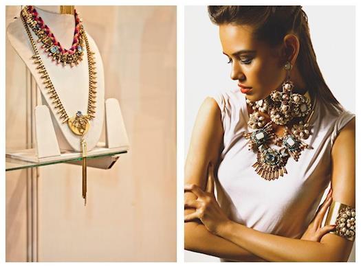 5 Best Designer Labels & Brands in India for Statement Jewellery 2018