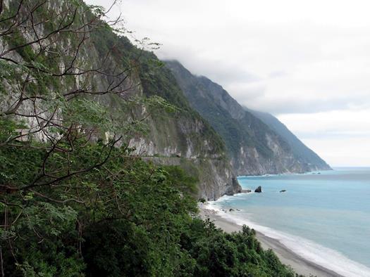 Quingshui Cliffs