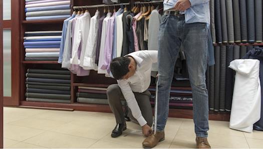 Custom Suit Maker Bangkok