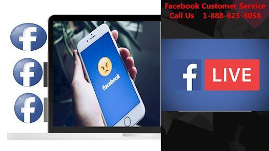Fix hacked accounts, call 1-888-625-3058 Facebook customer service
