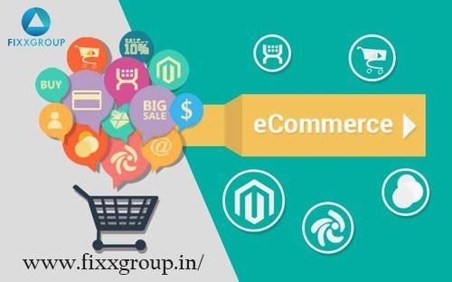 Ecommerce website design company - Fixxgroup