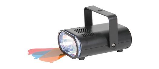QTX Mini Party Strobe Light (153.303UK)