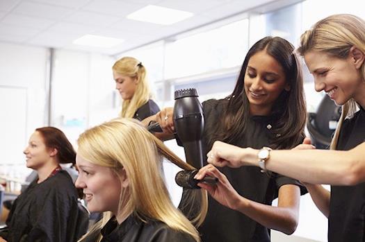 Los Angeles Hair School & Hair Styling Tricks