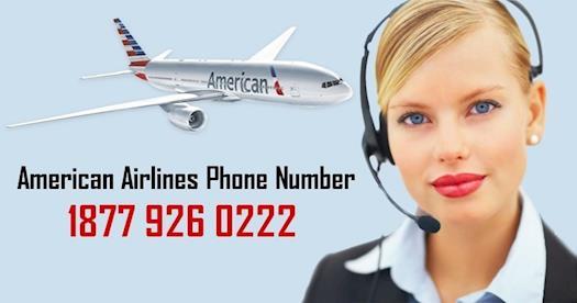 American Airlines Phone Number is a Customer Service Helpline