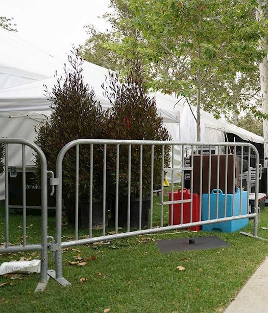 Perfect Crowd Barricades