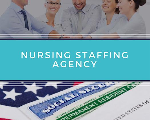 Nursing staffing agency